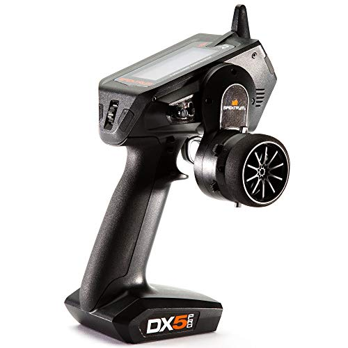 Spektrum DX5 Pro 5-Channel 2.4GHz DSMR RC Pistol Grip Telemetry Radio Tx (Transmitter Only)