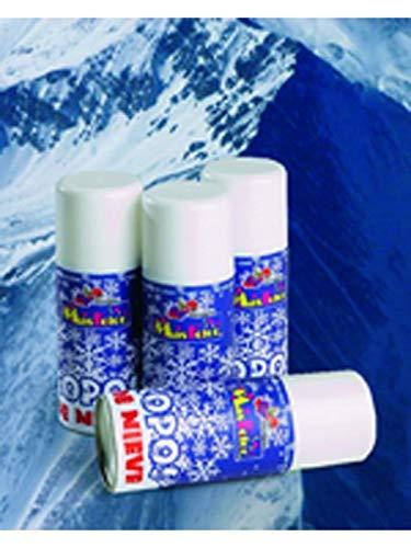 Copos de Nieve en Spray