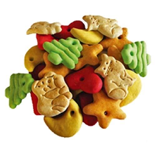 Galletas con Formas Surtidas RR Fantasy 10 KG. | Snacks para Perros con Formas Surtidas | Treats para Perros