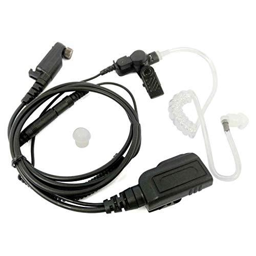 Talkie Walkie Air Acoustic Tube Auricular Auricular para HYT Hytera pd600 pd602 pd605 pd662 pd665 pd680 pd682 PD685 X1P x1e Radio