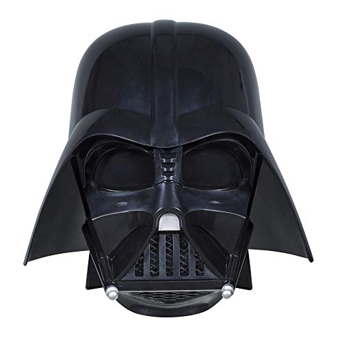 Star Wars Casco Elettronico Darth Vader Ep.6, Multicolore