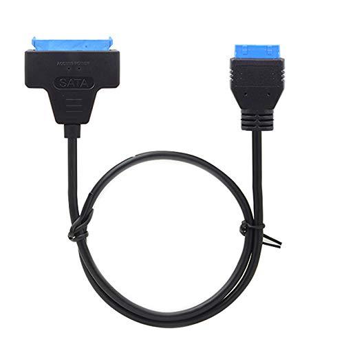 Cable de alimentación SATA de 2,5 pulgadas de 22 pines SSD HDD...