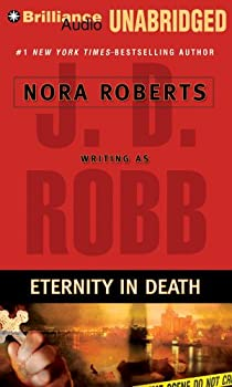 MP3 CD Eternity in Death (In Death Series) Book