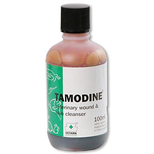 Vetark Apósito para heridas de Tamodino, 100 ml.