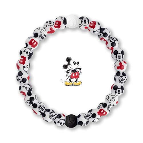 Lokai Disney'sMickey Mouse Bracelet, 7.5' - Extra Large