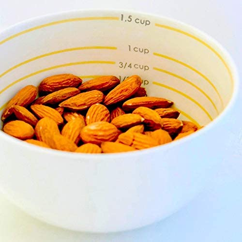 Portion Control Bowl for Soup Cereal Snacks Porcelain Bowl for Healthy Eating Weight Loss 1 product image