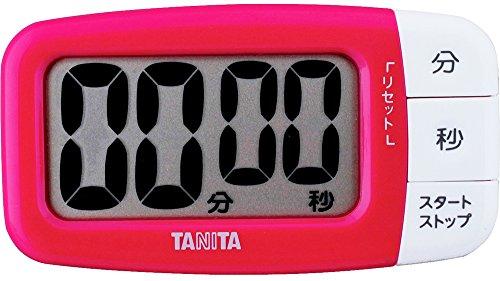 タニタ『デジタルタイマーでか見えプラスタイマー(TD-394)』