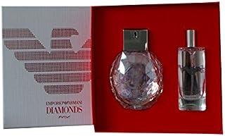 Giorgio Armani Diamonds Rose Set de regalo Eau de Toilette Spray 50 ml 15 ml