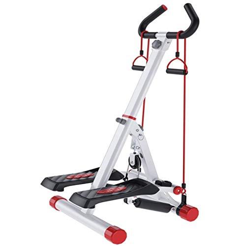 YF-SURINA Equipo de gimnasia Stepper, Fitness Pedal Fitness Home Hogar plegable mudo...