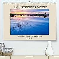 Deutschlands Moore (Premium, hochwertiger DIN A2 Wandkalender 2022, Kunstdruck in Hochglanz): Impressionen aus Deutschlands Hochmooren (Monatskalender, 14 Seiten )