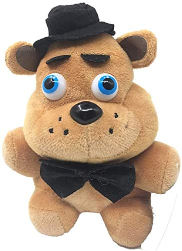 Cinco noches en Freddy, Juego FNAF juguetes de peluche, juguetes de peluche animal linda, llena de animales juguetes, juguetes de peluche cinco noches en de Freddy, 15 cm de de cinco noches en Freddy