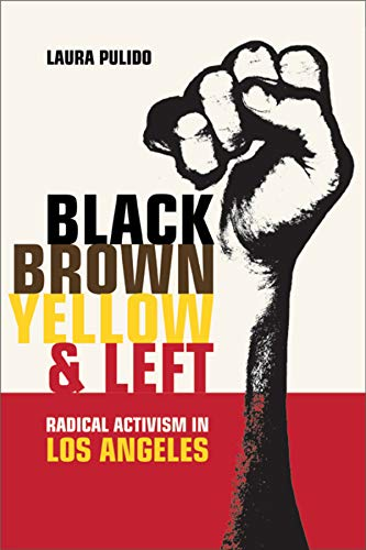 Black, Brown, Yellow, and Left: Radical Activism in Los Angeles (Volume 19) (American Crossroads)