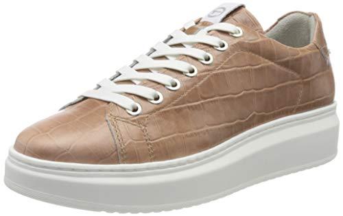 Tamaris Damen 23775-34 Sneaker, Braun (Mauve), 38 EU
