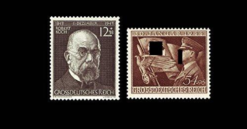 Briefmarken Deutsches Reich 1944, Mi.Nr. 864-865 , Postfrisch