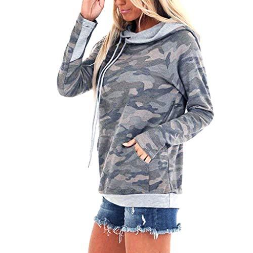 Feytuo Damen T-Shirt Kleid,Bluse Tshirt Maxi Poloshirt Crop Top nachtPullover Sexy Oberteile Blusen elegant Tunika Vero Moda Marco Polo Street Herbst Winter
