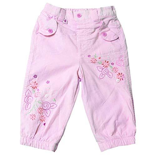 ADAMS BABY COURDUROY Jogger Jeans Roze Meisjes Koord