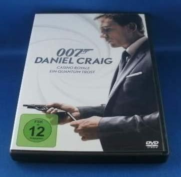 James Bond 007 - Casino Royale / Ein Quantum Trost [2 DVDs]