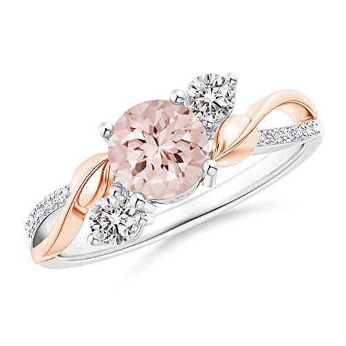 BQZB Ring Bulgarien Hochzeit Gelb Stein Ring Paar Verlobungsring Silber Farbe Ringe für Frauen Schmuck