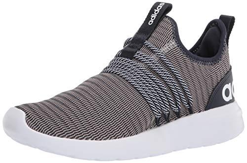 adidas Men's LITE Racer Adapt Running Shoe, Light Granite/Dove Grey/Ink, 9.5