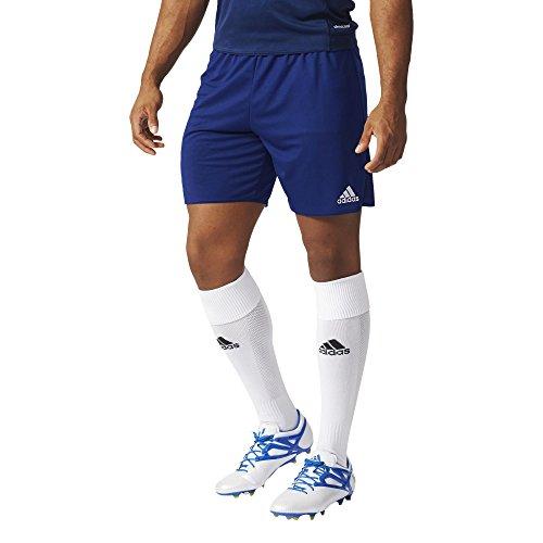 Adidas Parma 16 SHO, Pantaloncini Uomo, Blu (Dark Blue/White), M