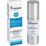 Le Pommiere serum contorno de ojos anti edad 30ml con ácido hialurónico y colágeno. Crema anti arrugas, patas de gallo. Hidratante para una piel suave