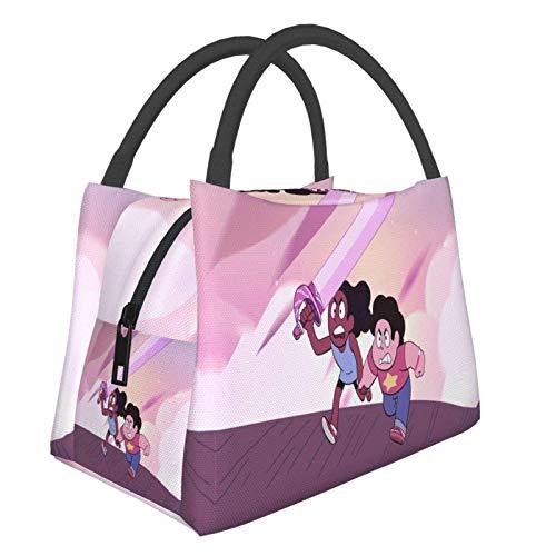 Bolsa de almuerzo para mujer, pequeña bolsa de almacenamiento, oficina, escuela, picnic, viajes, camping