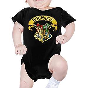 Body de NIÑO Harry Potter Hogwarts Slytherin Gryffindor 015 7