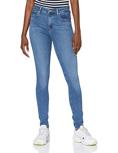 Levi's 721 High Rise Skinny Jeans, Rio Hustle, 30W / 30L para Mujer