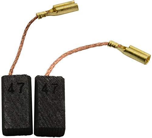 Kohlebürsten für BOSCH PWS 700-115 Schleifer - ?x?x?mm - 0.0x0.0x0.0'' - Mit automatische Abschaltung