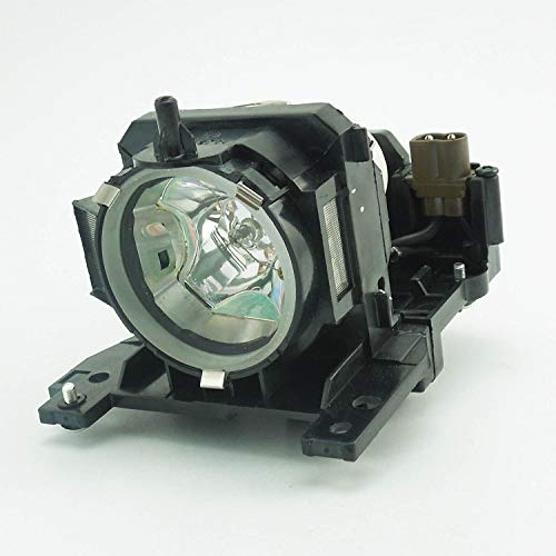 CTLAMP A+ Quality DT00911 / DT00841 Replacement Projector Lamp Bulbs with Housing Compatible with HITACHI CP-WX401 CP-X201 CP-X206 CP-X301 CP-X306 CP-X200 CP-X205 CP-X30 CP-X300 CP-X305 CP-X308 CP-X32