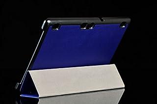 Protección Caja para Lenovo Tab 3 10 Pro Business A10-70 TB3-X70 F/L Pulgadas Smart Slim Case Book Cover Stand Flip (Azul) NUEVO