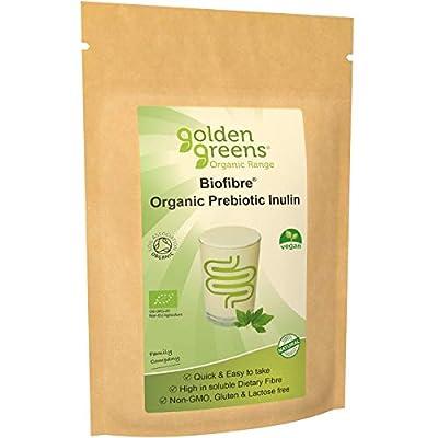 Greens Organic Inulin Powder Supplement