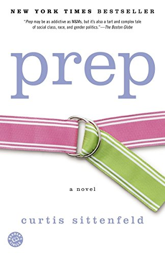Prep: A Novelの詳細を見る