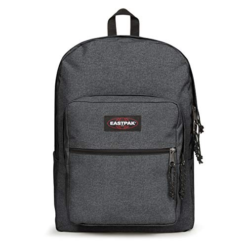 Eastpak Pinnacle L Rucksack, 45 cm, Grau (Black Denim)