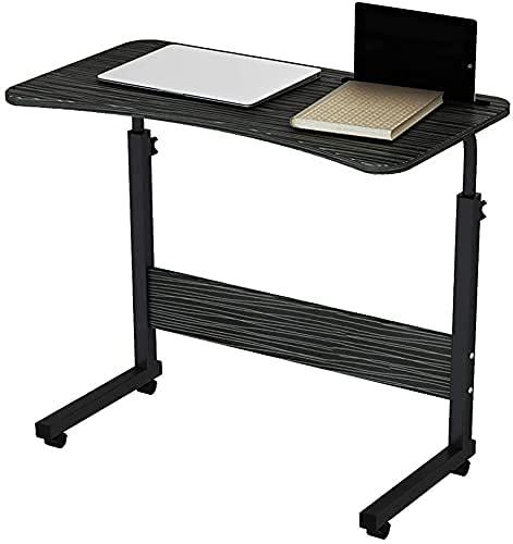 Mesa Auxiliar Mesa de sobremesa Mesa de Altura Ajustable Mesa de sofá Mesa portátil para Ordenador portátil para Trabajar, Leer, Escribir, Dibujar, Juegos