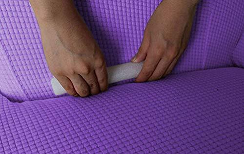 Xpnit Antislip Stick Slipcover Bank Gap Vulstok Sofa Naad Vullen Buigbare Schuim, Om Stretch Sofa Covers Foam Sticks Wit…