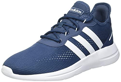 adidas Lite Racer RBN 2.0, Sneaker Hombre, Crew Navy/Footwear White/Grey, 42 EU