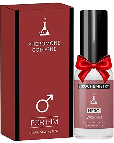 Pheromones to Attract Women for Men (Hero) - Exclusive, Ultra Strength...