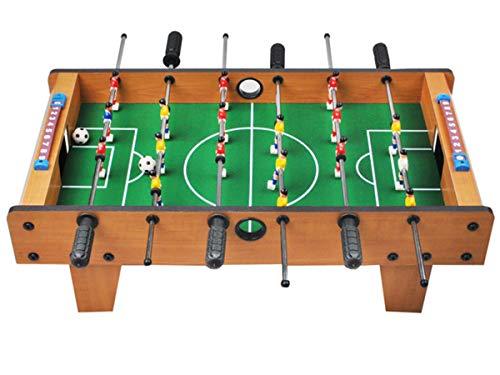 ISO TRADE Tischkicker mit Füßen 69x37x23cm Aufstellen 18 Spieler Toranzeige Schieber 2 Bälle 1564