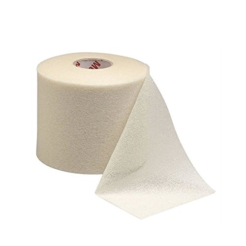 MUELLER M-Wrap Unterverband - 7cm x 27.5m NEU Extra Soft – Untertape, Underwrap, Pre-Wrap, Pre-Taping, Unterbinde, Sportliche Band