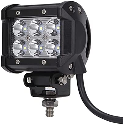555TEAM- 18W New item Spot Beam LED Work Limited time for free shipping Light Driving Fog Bar Headlight