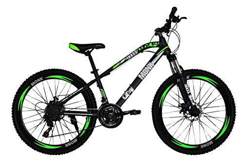 bicicleta next rodada 26 18 velocidades fabricante Monk