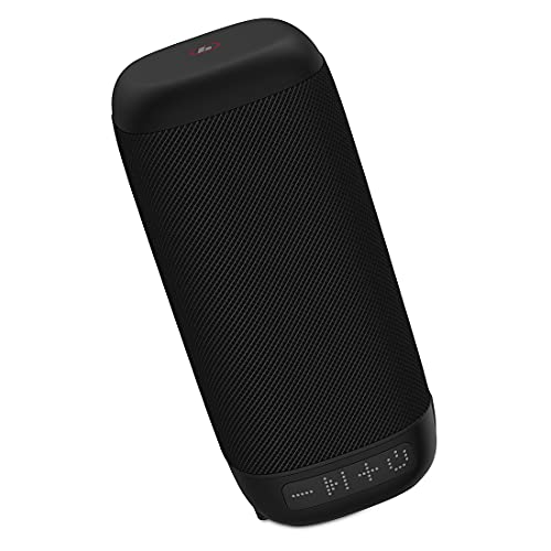 Hama Bluetooth Lautsprecher Tube 2.0 tragbar (Kompakte, kleine Mono Bluetooth...