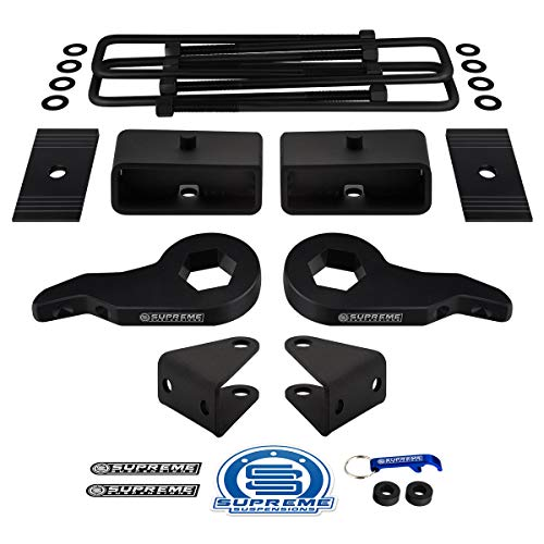 06 gmc 2500hd lift kit - 7