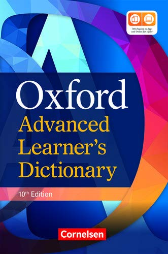 Oxford Advanced Learner\'s Dictionary - 10th Edition: B2-C2 - Wörterbuch (Festeinband) mit Online-Zugangscode