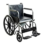 KosmoCare Pride Imported Commode Wheelchair