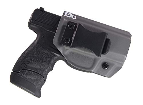 Fierce Defender IWB Kydex Holster Walther PPS M2 The Winter Warrior Series -Made in USA- (Gunmetal Grey)