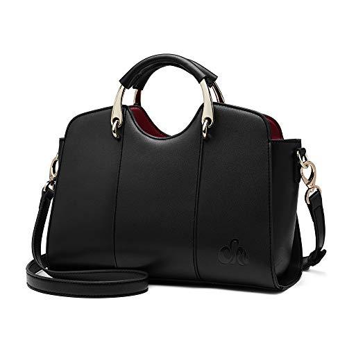 C'iel Sisley Ladies Medium Leather Tassel Handbag