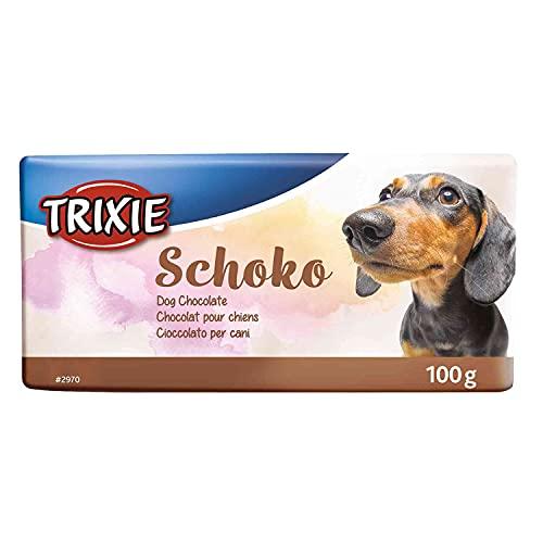 Trixie Schoko Cioccolata per Cani, 100g