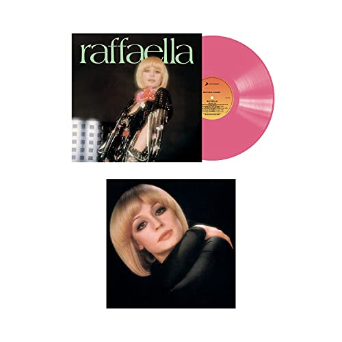 Raffaella - (Vinile 140Gr Rosa)
